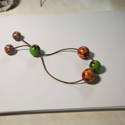 Early bead experiments